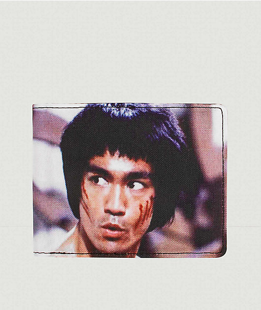 DGK x Bruce Lee Scratch Bifold Wallet