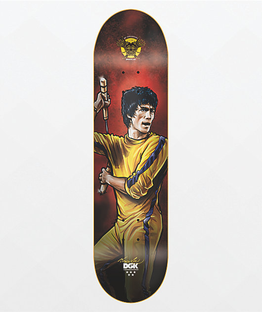 DGK x Bruce Lee Technique 8.0