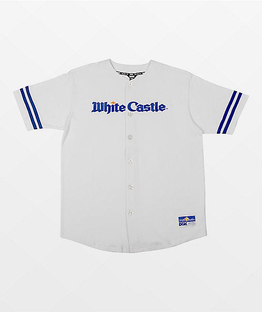 DGK x White Castle Baseball Jersey