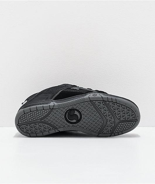 DVS Comanche All Black Skate Shoes