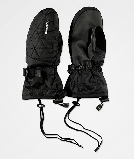 Dakine Camino Black Snowboard Mittens