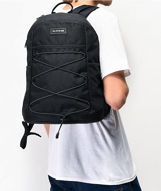 Dakine WNDR Black Backpack