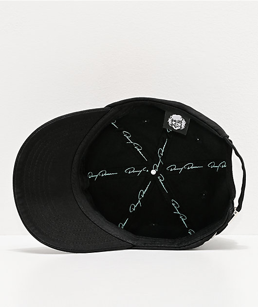 Danny Duncan Virginity Rocas Black & Blue Strapback Hat