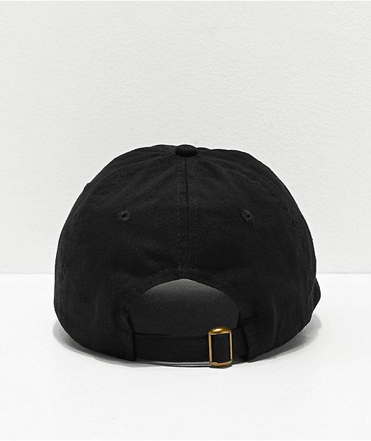Danny Duncan Virginity Rocks Black Strapback Hat