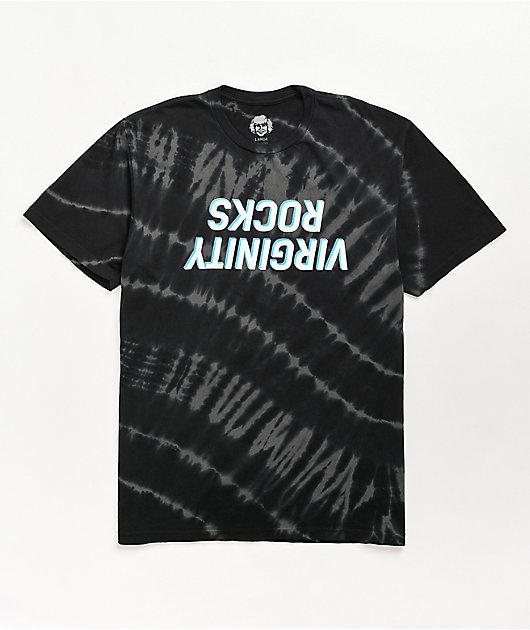 Danny Duncan Virginity Rocks Black Streak Dye T-Shirt