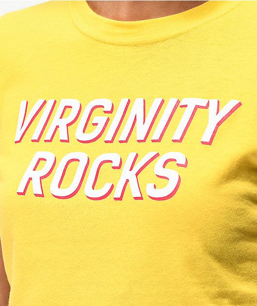 Danny Duncan Virginity Rocks Gold T-Shirt