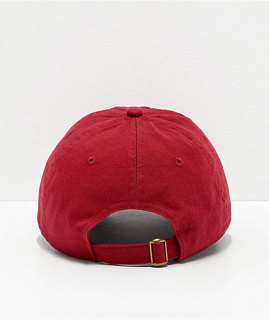 Danny Duncan Virginity Rocks Maroon Strapback Hat