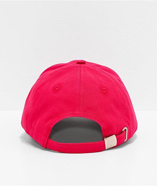 Danny Duncan Virginity Rocks Pink Strapback Hat
