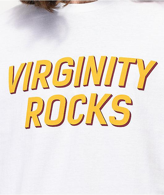 Danny Duncan Virginity Rocks White Long Sleeve T-Shirt