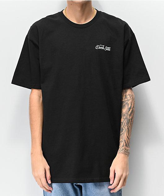 Dark Seas Temptress camiseta negra