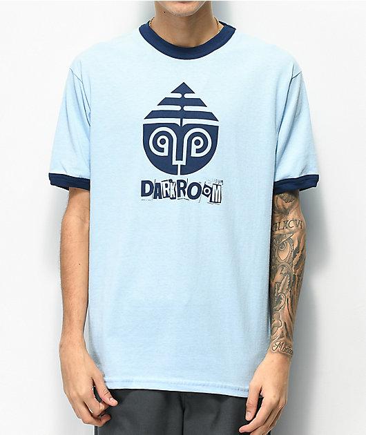 Darkroom Sentry Ransom camiseta azul