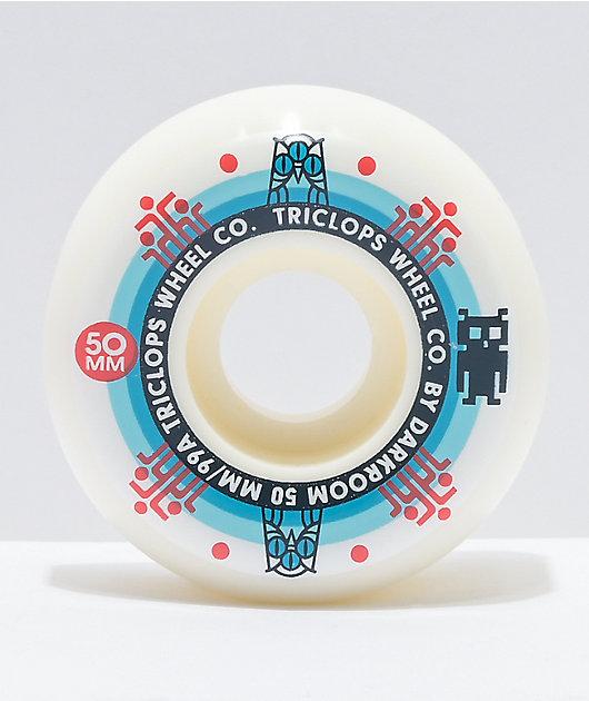 Darkroom Triclops 50mm 99a Skateboard Wheels