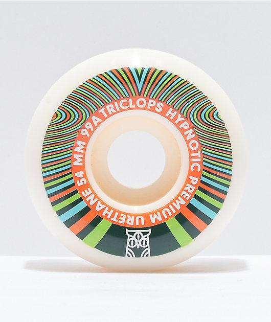 Darkroom Triclops Hypnotic 54mm 99a Skateboard Wheels
