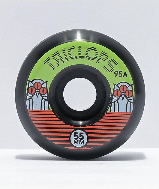 Darkroom Triclops Night Riders 55mm 95a Skateboard Wheels