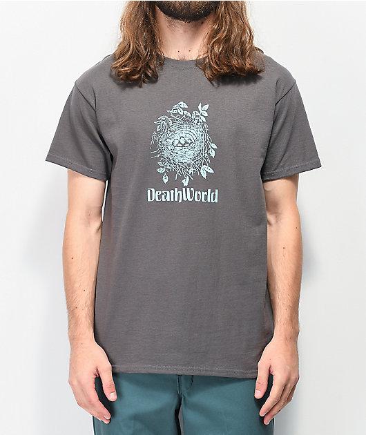 Deathworld Bird Nest Black T-Shirt