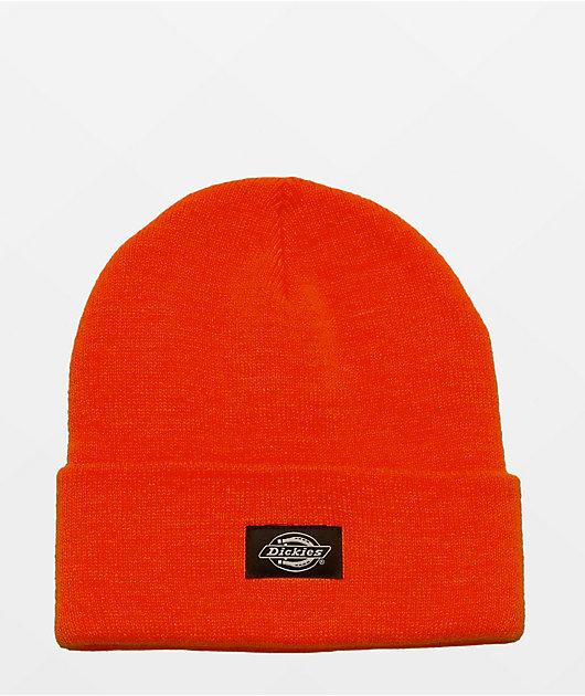 Dickies '67 High Visibility Orange Beanie