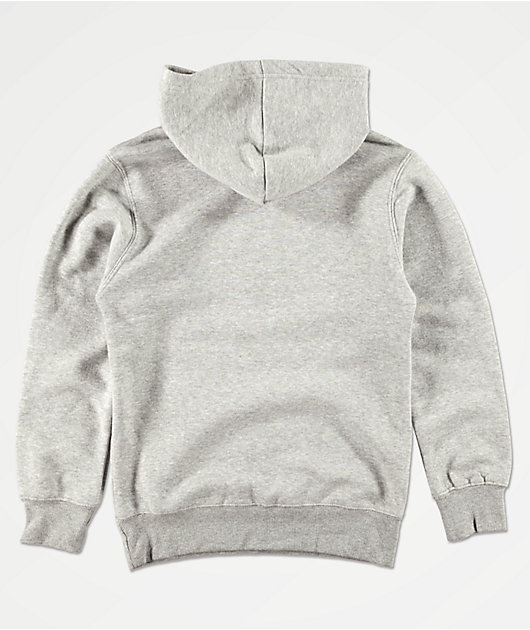 Dickies Boys Icon Grey Hoodie