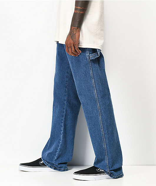 Dickies Carpenter Stonewashed Denim Jeans