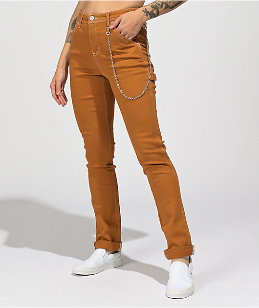 Dickies Chain Autumn Glow Carpenter Pants
