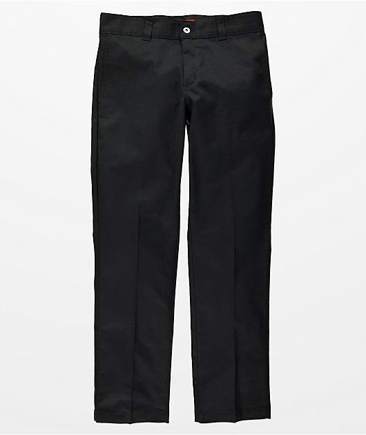 Dickies Flex Black Slim Work Pants