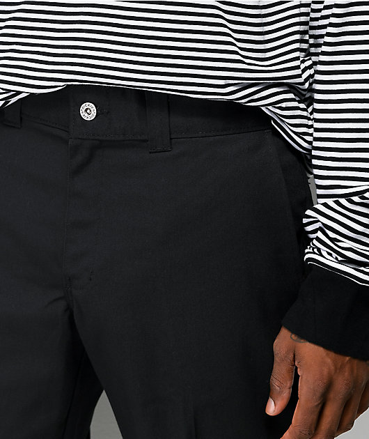 Dickies Flex pantalones chinos negros de trabajo