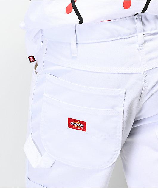Dickies Flex Pantalones De Pintores Blancos Zumiez
