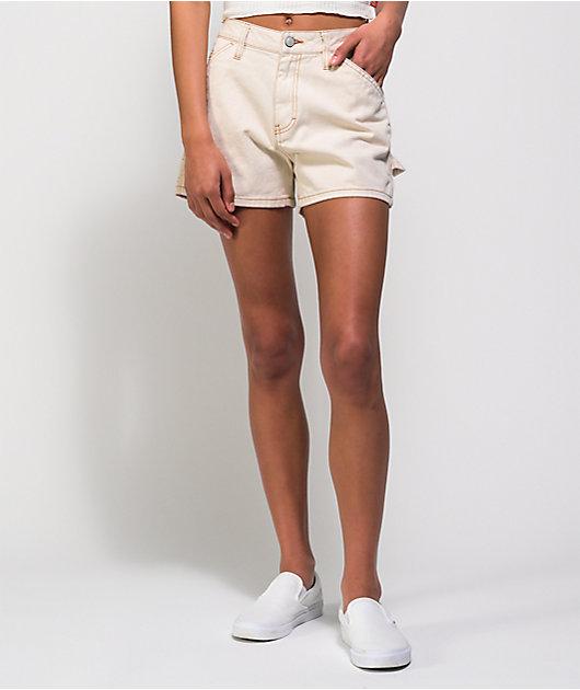 Dickies Natural Carpenter Shorts