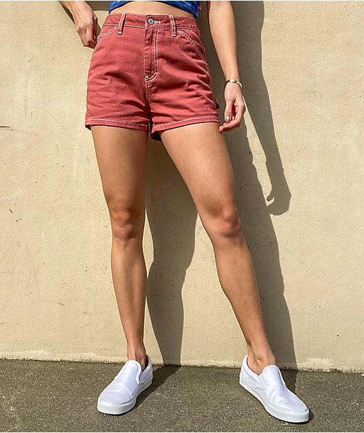 Dickies Terracotta Carpenter Shorts
