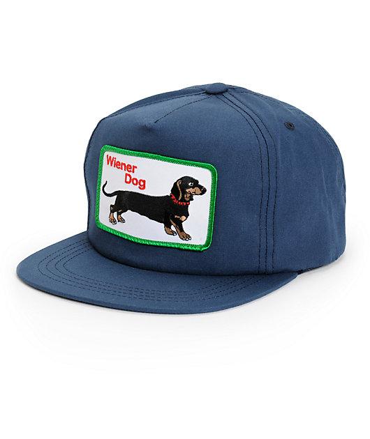 Dog Limited Wiener Dog Snapback Hat
