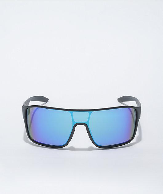 Dragon Tolm LL Black & Green Ion Sunglasses