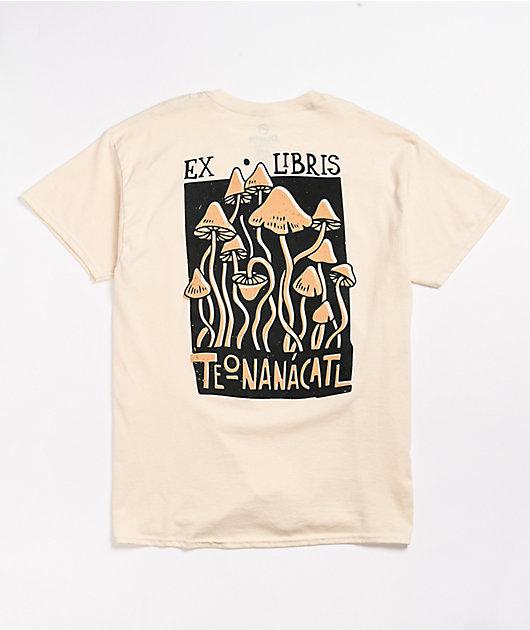 Dravus Ex Libris Natural T-Shirt