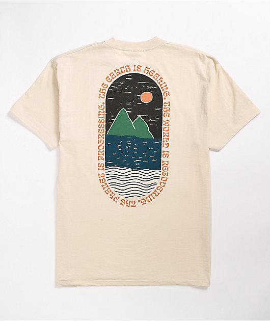 Dravus Healing Earth Cream T-Shirt