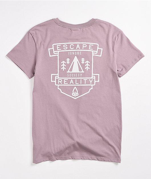 Dravus Joane Escape Lavender T-Shirt