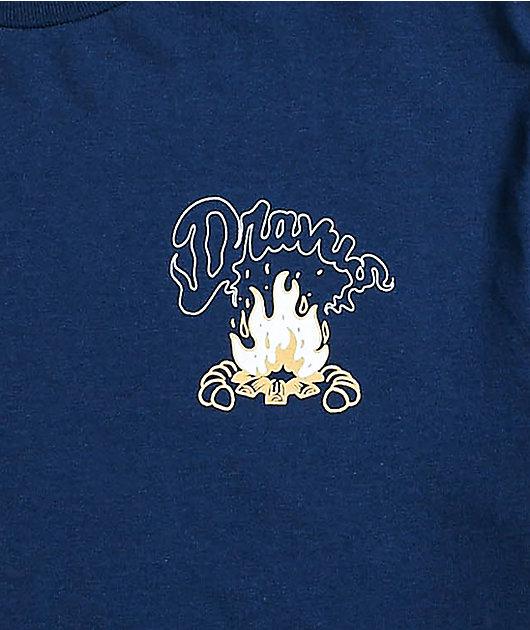Dravus Smoke Vision Navy T-Shirt
