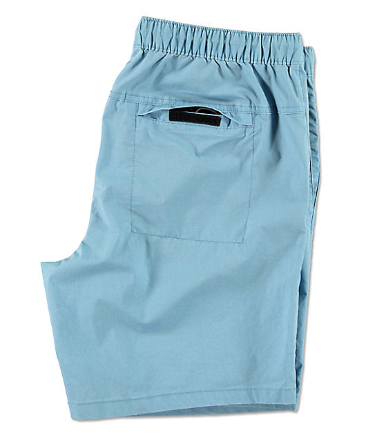 Dravus Terrapin Blue Board Shorts