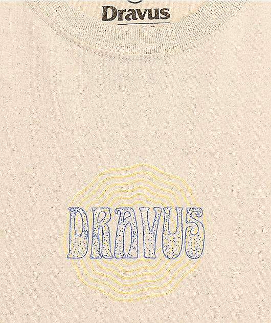 Dravus Waves Of Energy Natural T-Shirt