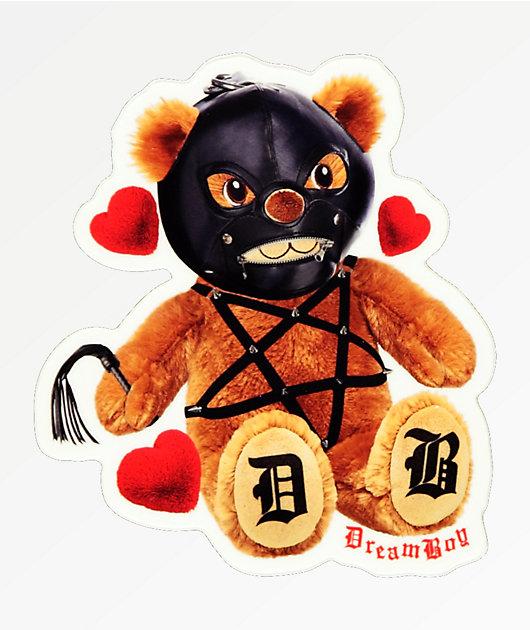 Dreamboy Teddy pegatina