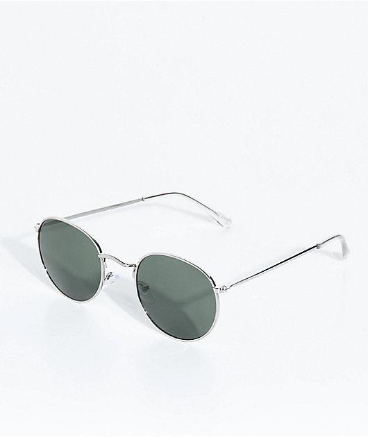 Dyllon Silver Sunglasses