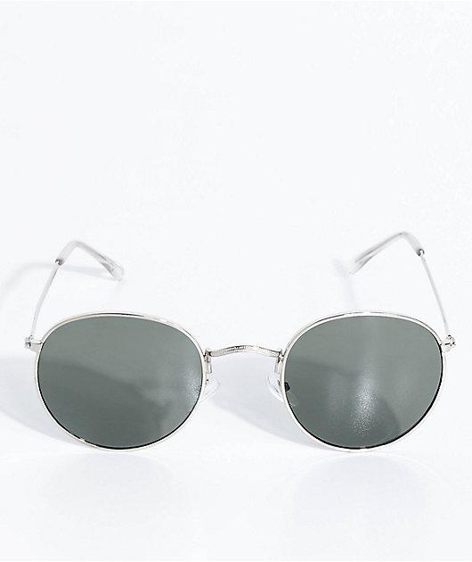 Dyllon gafas de sol plateadas