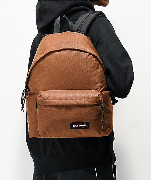 Eastpak Padded Pak'r Board Brown Backpack