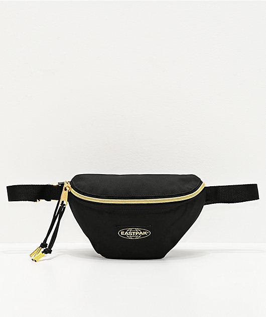 Eastpak Springer Goldout Black Fanny Pack
