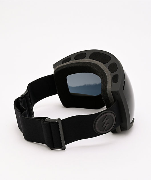 Electric EG2 Murked Jet Black Snowboard Goggles