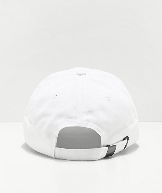Electric Family Kazoku White Strapback Hat