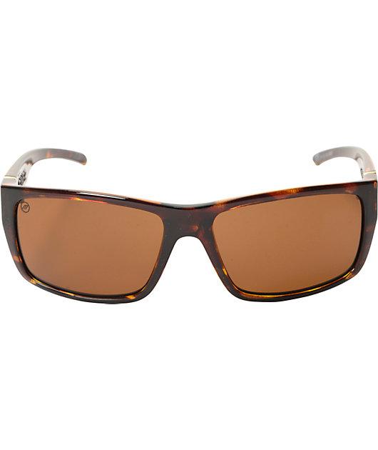 New Electric Sixer Sunglasses Tortoise Shell//M Bronze.
