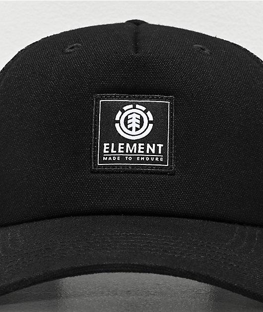 Element Skateboards Icon Mesh Trucker Hat Adjustable