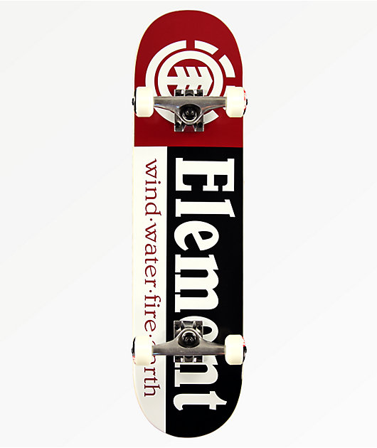 Element Section 8.0
