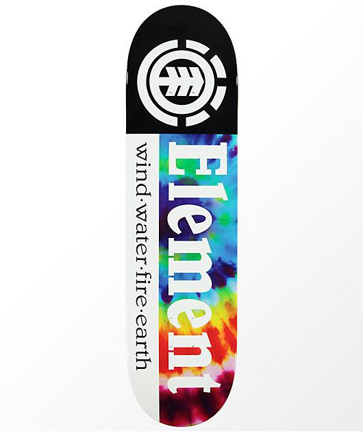 Element Section Tie Dye 8.0