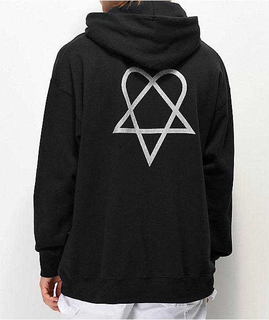 Element x Bam x HIM Black Hoodie