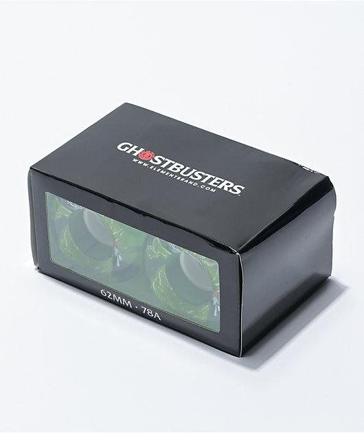 Element x Ghostbusters Filmer Slimer 62mm 78a Cruiser Wheels