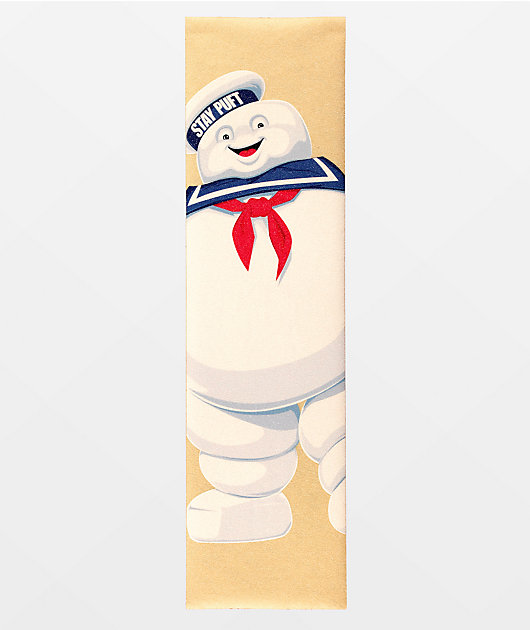 Element x Ghostbusters Stay Puft Grip Tape